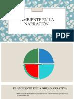 PPT ambiente narrativo