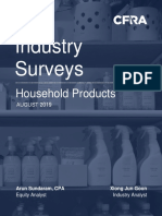 CFRAEquityResearch_HouseholdProducts_Aug_19_2019