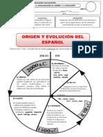FICHA DE TRABAJO Origen-y-Evolución-del-Español-para-TERCERO SECUNDARIA 13-04-2020.doc
