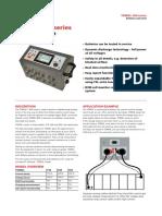 Megger Data sheet model TORKEL900 DATA SHEET