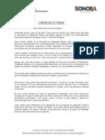 31-05-20 Imparte SSP Taller Virtual Seguridad en El Hogar