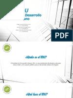 Presentación IDU - PAVIMENTOS - UNIVERSIDAD NACIONAL DE COLOMBIA