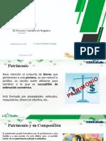 UNIDAD II EL PROCESO CONTABLE DE REGISTRO