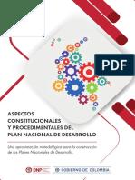 Aspectos constitucionales y procedimentales del Plan Nacional de Desarrollo.pdf