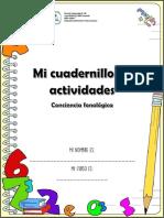 Cuadernillo conciencia fonológica NT2 - Reconocimiento vocálico medial.pdf