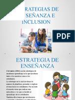 ENSEÑANZA INCLUSION