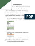 Actividad Evaluativa III