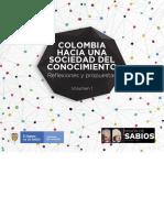 eBook- Colombia Hacia Una Sociedad Del Conocimiento