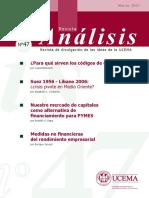 Revista Analisis n47 Mar2007