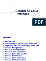 Clase 5 Agua Potable