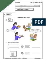 Guía 4 - Familia de Palabra