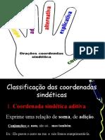 Oracoes-coordenadas - 2 ANO -FINAL