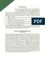 ITL Doctrine