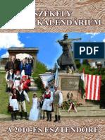 Székely Gazda-Kalendárium a 2010-es esztendőre
