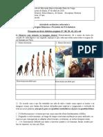 Ativ avaliativa 6º01 Pinto da Veiga dia 7