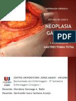 enfermagem cirúrgica gastrectomia