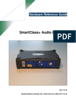 HardwareReferenceGuide_SC+ Audio Intercom_ENG_2011-12-16