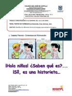 Guia Nº 4 Español Tercero -Textos No Verbales -1 Al 12 de Junio