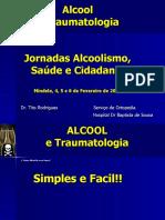 Alcool e Traumatologia.ppt