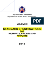 2013 DPWH Standard Specifications
