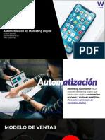 Automatización del Marketing Digital