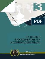 3. Guia Practica Los Recursos Procedimentales en La Contratacion Estatal