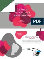 catalogo de bio seguridad