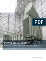 SIEMMENS power-transformers-from-30-to-over-1300MVA_EN