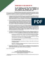 COMUNICADO N 002-2020-EF70