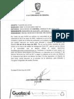 Aviso Control Inmediato de Legalidad Decreto No. 058