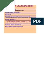 1. CALCULO DEL TAMAÑO  MUESTRAL (1)