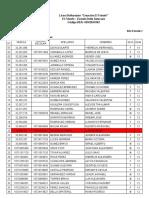Año Escolar 2019-2020 Matricula de Estudiantes