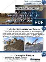 EVALUACION DE PRO FISYMEC DEL AGREGADO