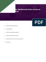 Derecho aplicable. Identificación de las normas en las fuentes juridicas.pdf