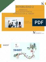 Presentación del Simdef