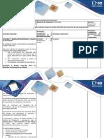 Guia y Rubrica Paso 4 Desarrollar el taller evaluativo- Aplicar el modelo GAVILAN