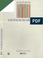 REVEL Jacques - A Invenção da Sociedade.pdf