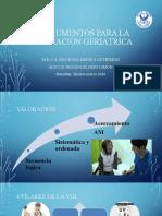 2A. CLASE VALORACION DIPLOMADO