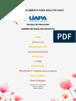 tarea 3 y 4 análisis Documento de Ureña
