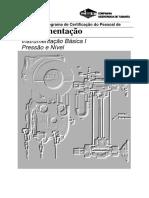 Instrumentação básica I - Pressão e nível