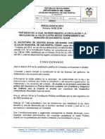 resolucion dond le dan vía libre de transitar a conocco.pdf