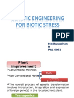 GE for Biotic Stress