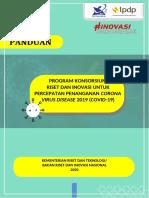 PANDUAN PROGRAM KONSORSIUM RISET DAN INOVASI COVID-19 TAHUN 2020-converted.docx