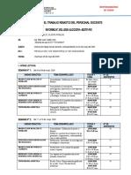 INFORME DOCENTE DE TRABAJO REMOTO-MAYO 2020