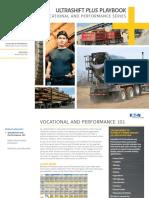 Eaton UltraShift PLUS Vocational Playbook 4-3-2014 consumer