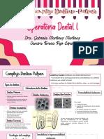 Complejo Dentino-Pulpar