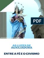 AS LUZES DE AUXILIADORA