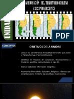 4° Unidad - La Configuración del Territorio Chileno y sus Proyecciones