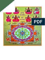8 formas de laksmi