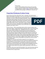 Metode Pembelajaran Problem Posing